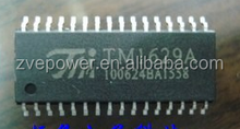 TM1629 16 segment 8 digital 128 dot matrix LED digital tube driver chip