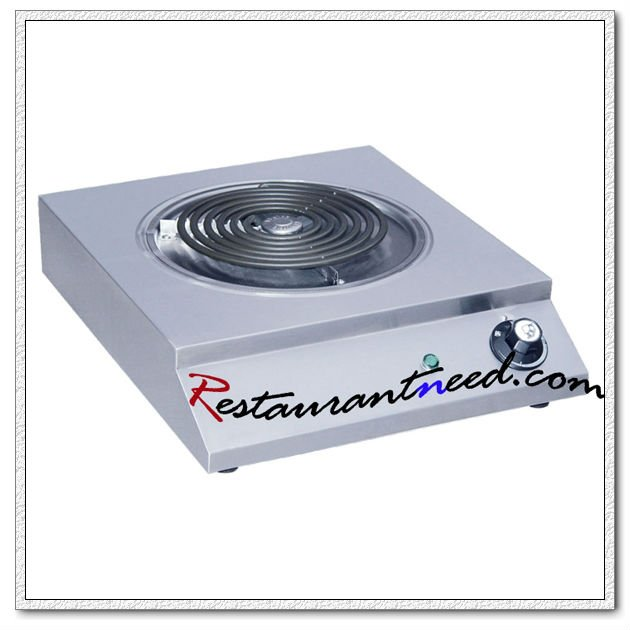 K118 Electric 1 Hot-Plate Cooker