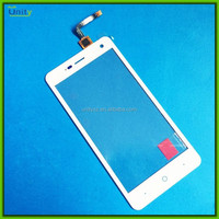 Outer touch screen replacement for ZTE Blade L3 white