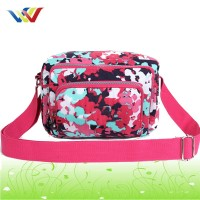 fashion camouflage canvas Shoulder Bag For women