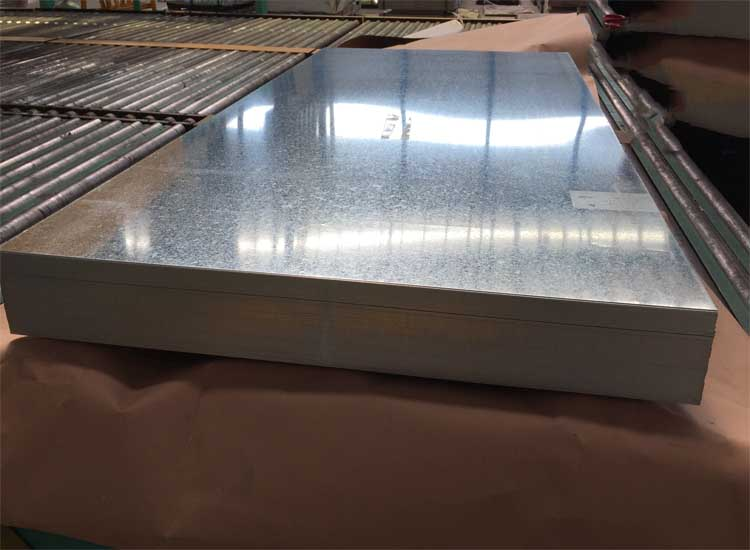 Factory Price High Quality 1500mm Galvanized Steel Plate