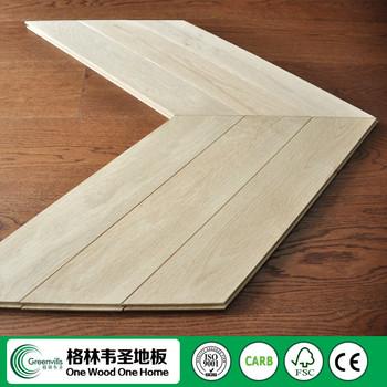 Hardwood Chevron Shevron Unfinished Parquet Flooring Buy