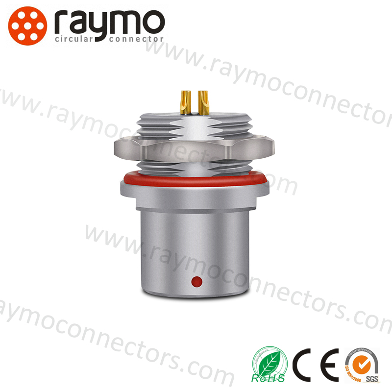 Raymo DBEU.102A053 -130 IP68 waterproof 4pin connector, compatible fischers connector
