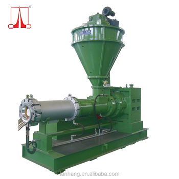 Planetary Roller Extruder for PVC compounding / high output