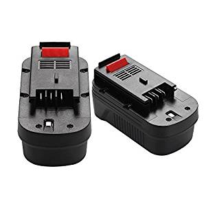 ForceAtt HPB18 18V 54Wh Ni-CD Replacement Cordless Power Tool Battery for BLA...