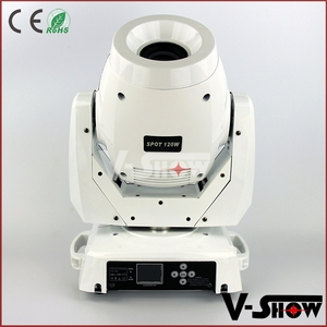 Hot promotion 120w spot moving head led 2R white led spot moving head beam for big show