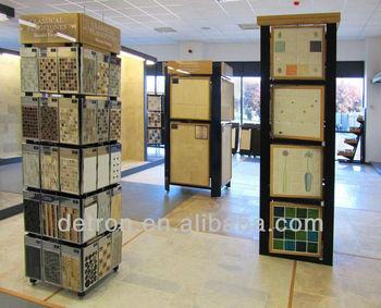 Piastrelle di ceramica espositori rack buy espositori per