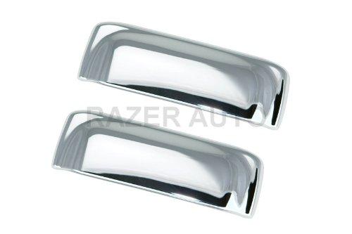 Razer Auto 2006-2011 Ford Ranger / 2003-2010 Mazda B Series / 1996-2001 Ford Explorer Chrome 2 Door Handle Cover 03 04 05 06 07 08 09 10 11