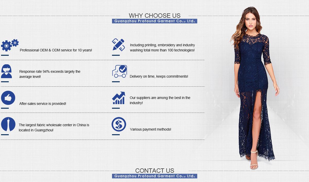 Guangzhou Profound Garment Co Ltd T Shirt And Polo Shirts Sweater Pria Nybh Safe Blue Import