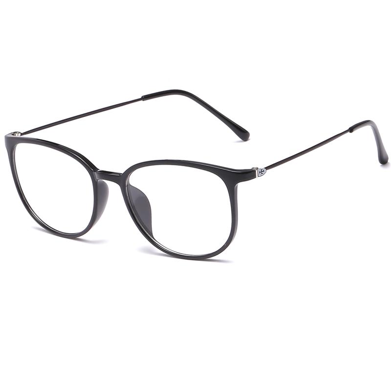 2e401b4c3f New 2019 Optical myopia Computer eye glasses Female Ladies Spectacle Latest  glasses frames for girl