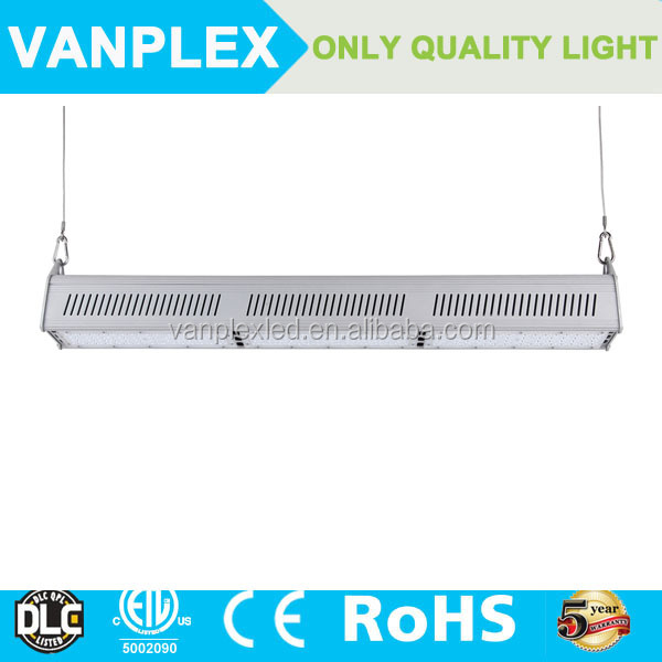 led linear high bay lighting led highbay fitting with 200w high bay light etl dlc