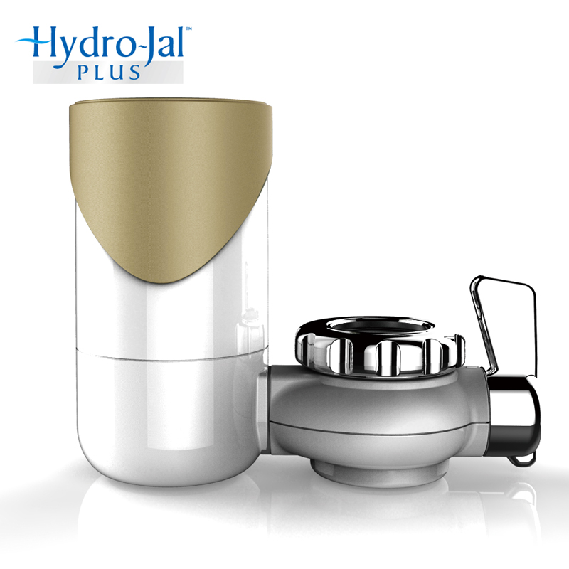Dual water so pure japanese cyclone water filter with 10 stage replacement cartridge OEM with factory price