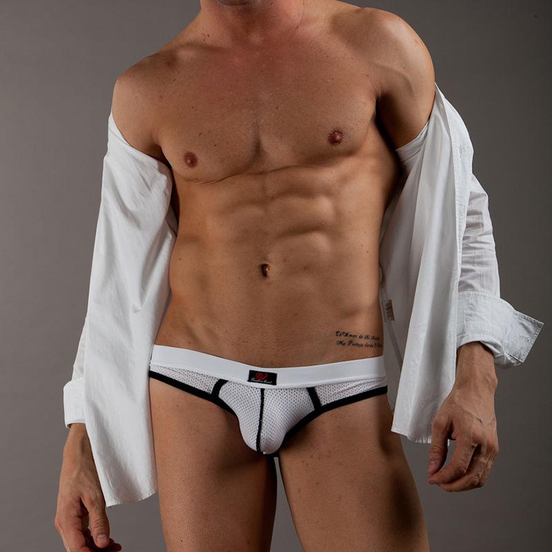 Naked mens luxury micro modal boxer briefs men clothing