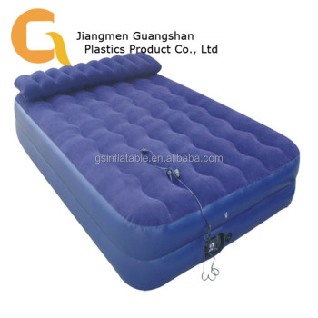Inflatable King Size Air Mattress Bed Adult Kid Family Bunk Bed