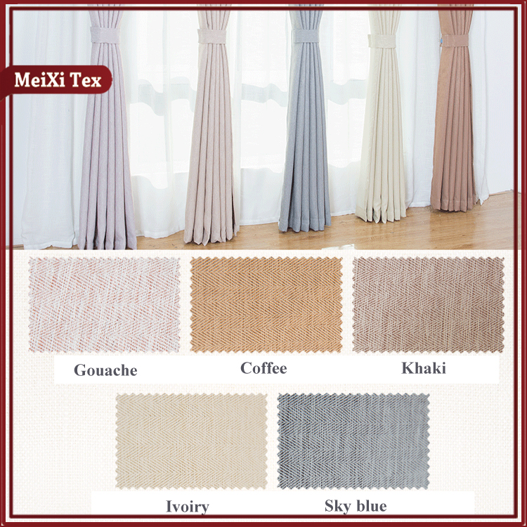 tela blackout cortina corta de proteccin contra el calor dim diseo para hotel cortina de