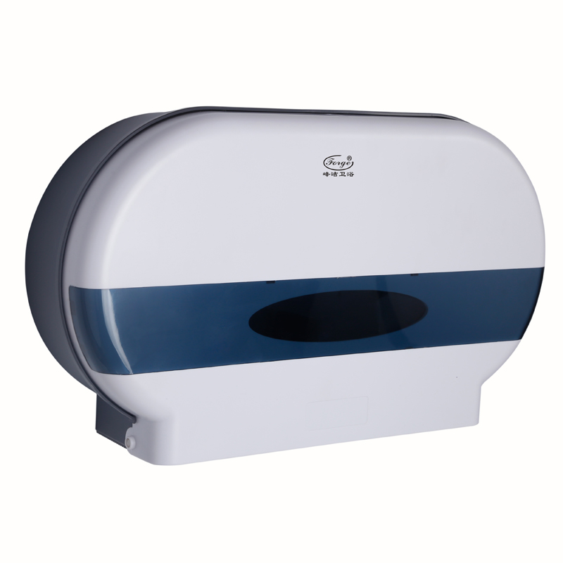 Twin Roll Toilet Tissue Dispenser Manual