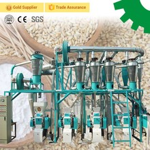 Advanced Flour Grinding of Wheat Flour Making Machine