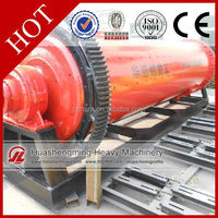 HSM CE ISO Manufacture ball mill and classifier production line
