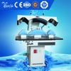 Cleaning type garment laundry press machine
