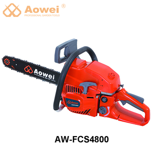 Electronic FCS4800 4 stroke gasoline chain saw