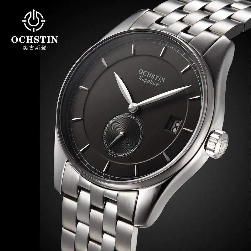 OCHSTIN 005A Brand Sapphire Watch Male and female wristwatch with Automatic <strong>date</strong>