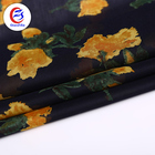 cheap printed patterned silk and chiffon fabric floral french
