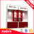 Fashion design cosmetic display shelves for skin care product display