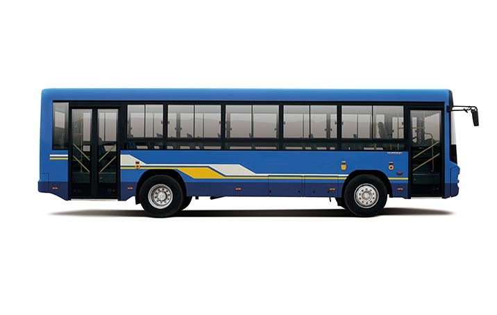ZK6100NGA9 10m Yutong natural gas city bus price