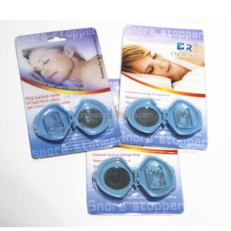Healthy Sleeping Aid Snore Relief Anti Snore Stop Snoring nose clip for free breath