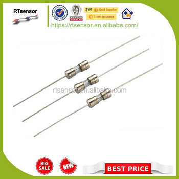 3.6x10mm 1A 250V Slow blow Axial Lead Glass Fuse