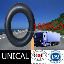 truck butyl inner tube 1000R20 with high quality
