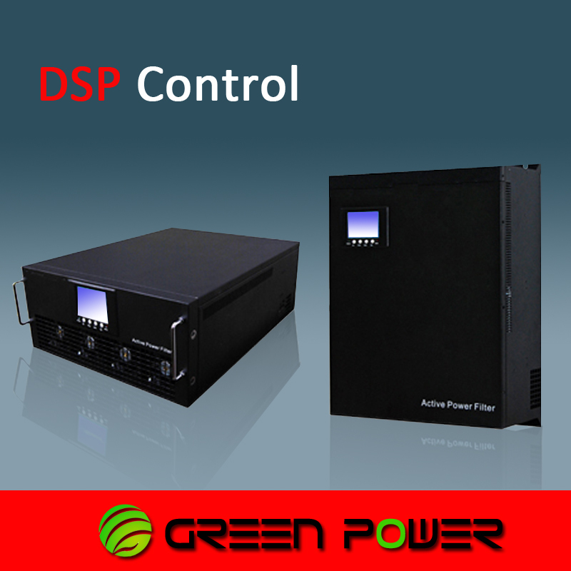 200A dynamic harmonic treatment high quality 25a active harmonic filter power quality management