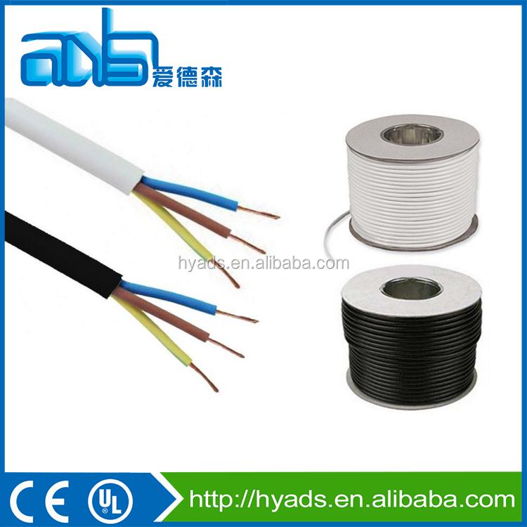 3 1mm2 cable el ctrico para el aparato electrodom stico - Cable electrico barato ...