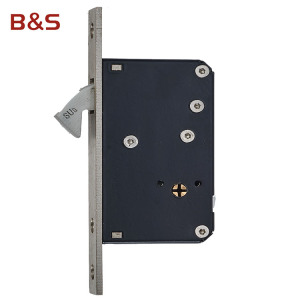High quality custom anti-theft durable mortice lock body with iron keys