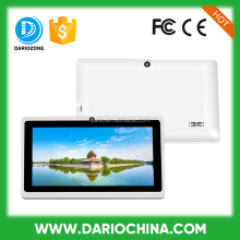 7 inch Q8 android tablet pc in stock