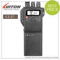 LUITON LT-27 am fm handheld 27mhz cb radio