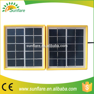 great reputation hot sale 1.8w solar panel manufacturer in China
