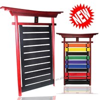 New Taekwondo Karate MMA Martial Arts Belt Display Rack