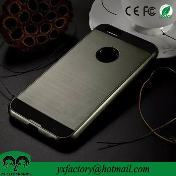 factory best price korea pc+ tpu fancy phone cases 2015 for apple iphone 6 32gb
