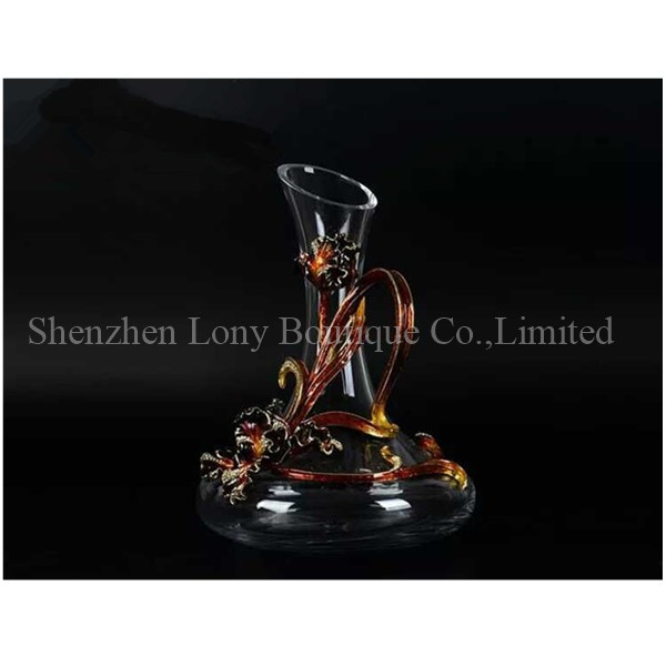 1500ml Unbreakable Lead-free Crystal Wine Glass Decanter From ...