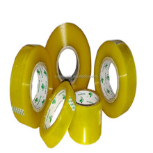 Chinese Low Price Transparent Yellowish Bopp Adhesive Cellophane Sello Tape
