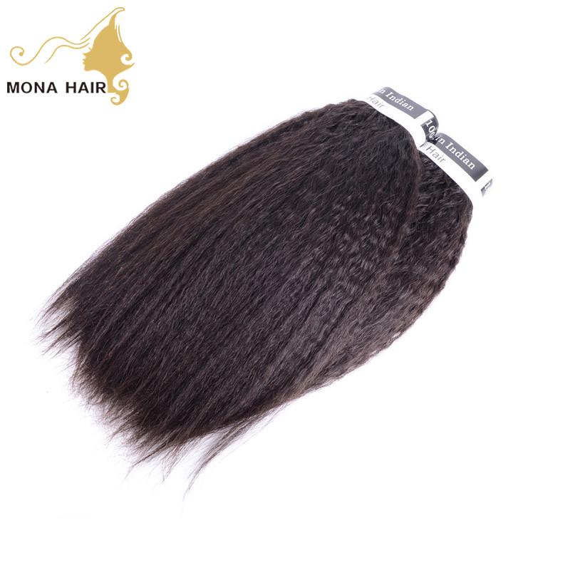 Supplier yaki human hair weave yaki human hair weave wholesale mona hair new product 8a grade top quality yaki human hair weaving virgin afro hair pmusecretfo Choice Image