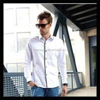 2014 stylish chinese mens silk shirt for wholesale