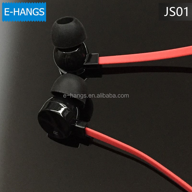 2017 Hot-selling Japan Korea Hi-end Earphone Headphone E-hangs JS01
