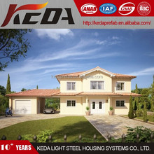 Cyprus style Steel Material Building with garage