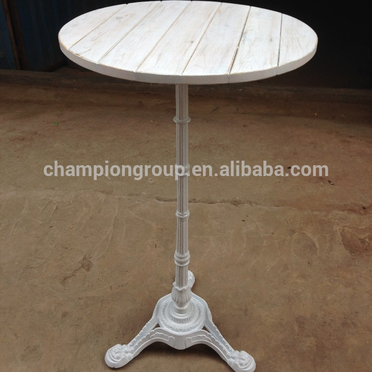 Cast Iron Table Base For Bar In