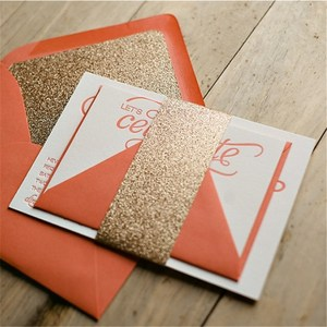 novelty paper paper making bow-tie invitation cards models