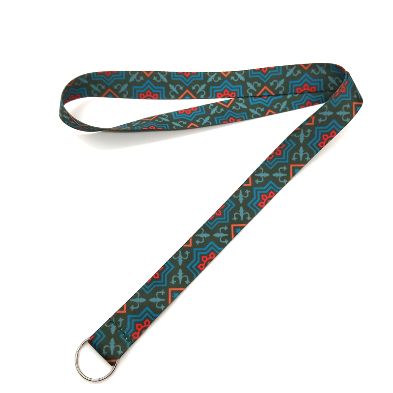 Factory price custom lanyards at wholesale prices No Minimum Order