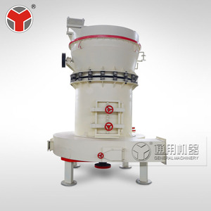 henan best quality iron ore HGM100 grinding mill for sale