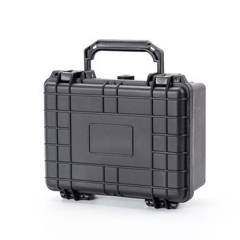 Small sample carrying case waterproof foam plastic hard case